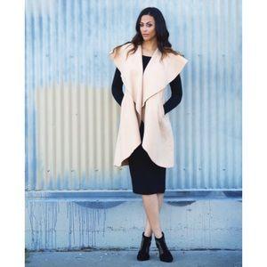 Jackets & Blazers - Oversized Cape Vest